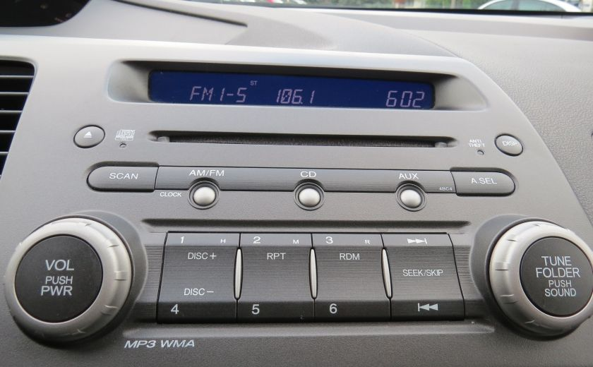 2008 Honda Civic DX-G AUT A/C GR ELECTRIQUE #14