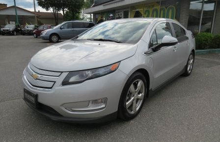 2014 Chevrolet Volt 5dr HB AUT CUIR MAGS A/C CAMERA NAVI GR ELECTRIQUE à New Richmond