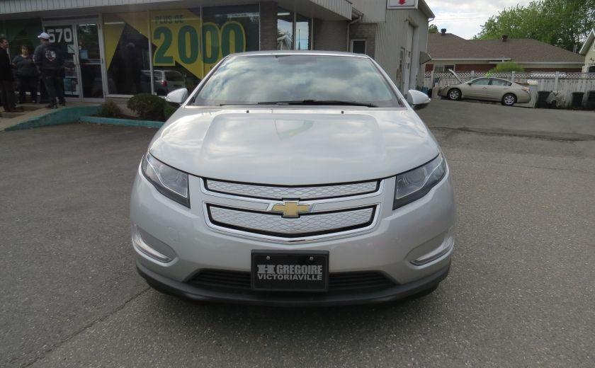 2014 Chevrolet Volt 5dr HB AUT CUIR MAGS A/C CAMERA NAVI GR ELECTRIQUE #1