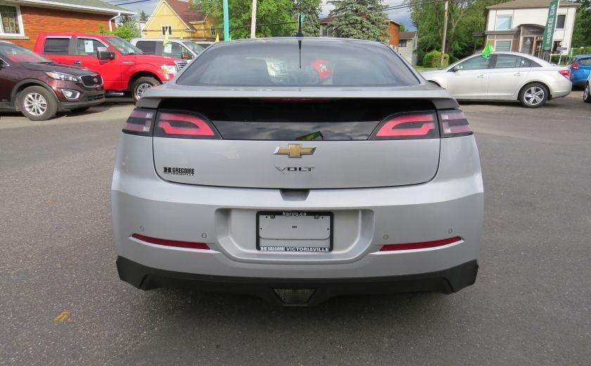 2014 Chevrolet Volt 5dr HB AUT CUIR MAGS A/C CAMERA NAVI GR ELECTRIQUE #5