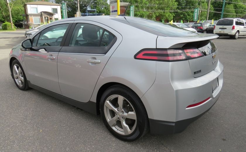 2014 Chevrolet Volt 5dr HB AUT CUIR MAGS A/C CAMERA NAVI GR ELECTRIQUE #6