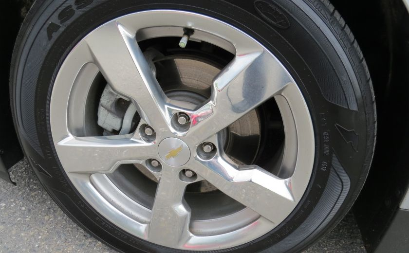 2014 Chevrolet Volt 5dr HB AUT CUIR MAGS A/C CAMERA NAVI GR ELECTRIQUE #8