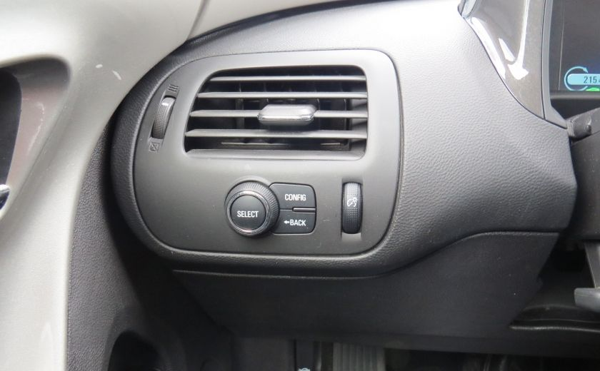 2014 Chevrolet Volt 5dr HB AUT CUIR MAGS A/C CAMERA NAVI GR ELECTRIQUE #11