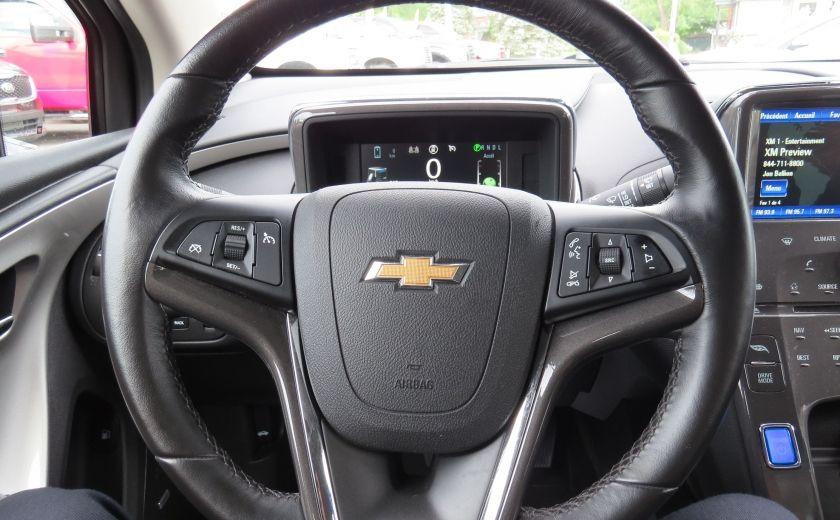 2014 Chevrolet Volt 5dr HB AUT CUIR MAGS A/C CAMERA NAVI GR ELECTRIQUE #14