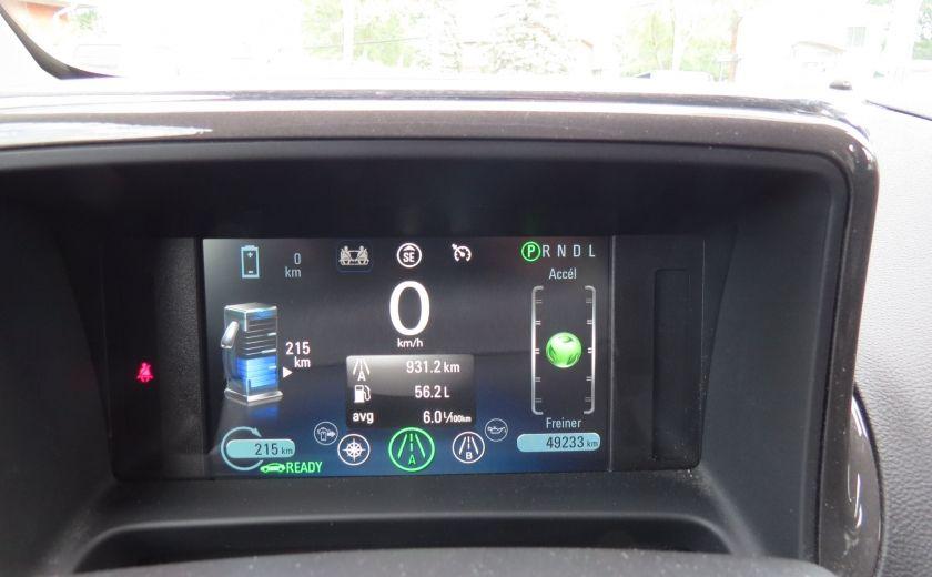 2014 Chevrolet Volt 5dr HB AUT CUIR MAGS A/C CAMERA NAVI GR ELECTRIQUE #15