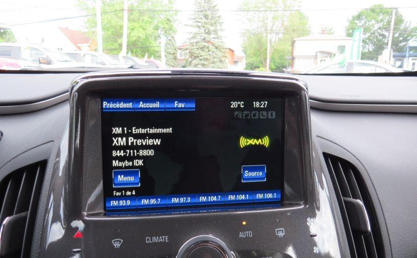 2014 Chevrolet Volt 5dr HB AUT CUIR MAGS A/C CAMERA NAVI GR ELECTRIQUE #16
