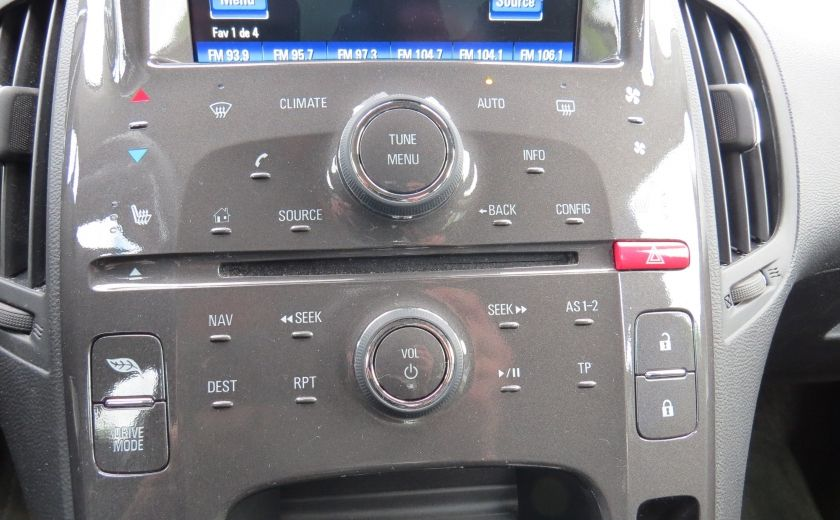 2014 Chevrolet Volt 5dr HB AUT CUIR MAGS A/C CAMERA NAVI GR ELECTRIQUE #18