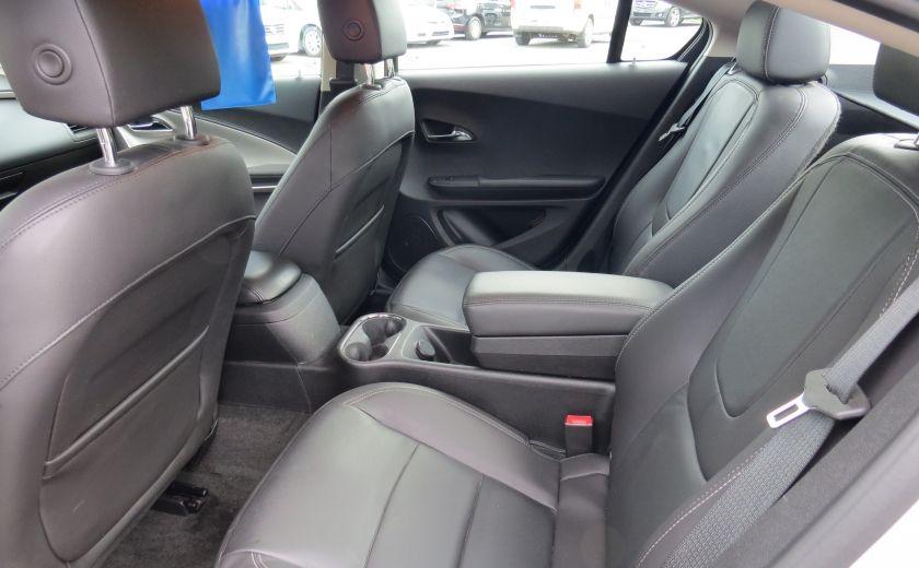 2014 Chevrolet Volt 5dr HB AUT CUIR MAGS A/C CAMERA NAVI GR ELECTRIQUE #21