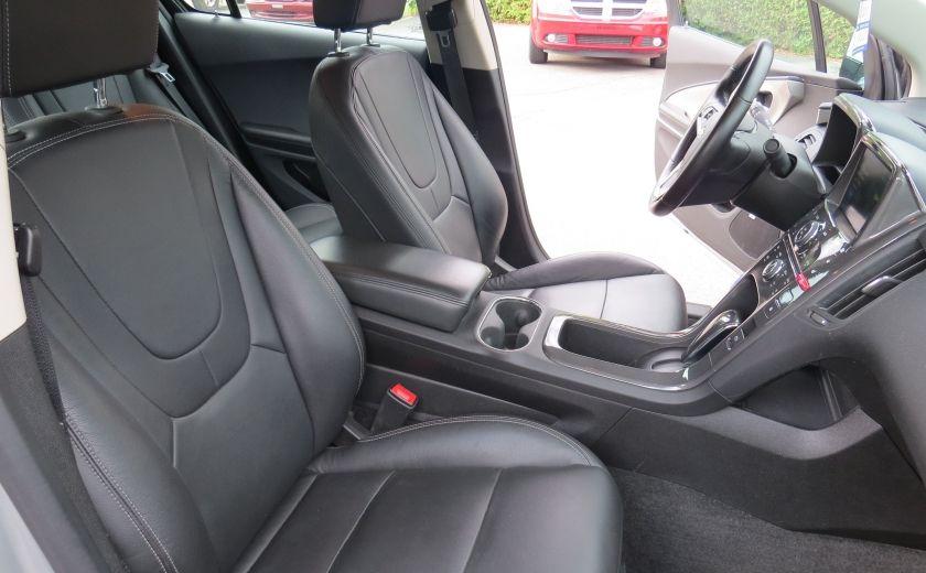 2014 Chevrolet Volt 5dr HB AUT CUIR MAGS A/C CAMERA NAVI GR ELECTRIQUE #24