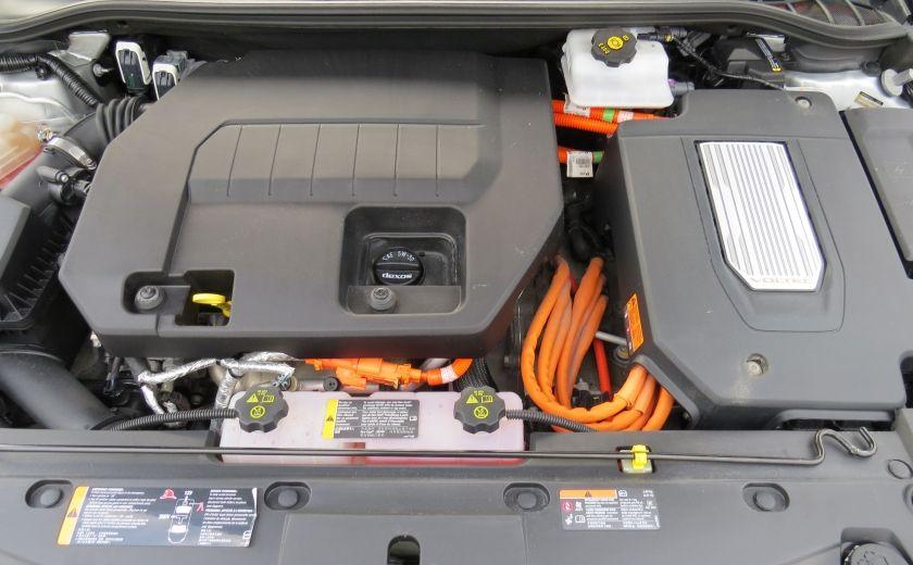 2014 Chevrolet Volt 5dr HB AUT CUIR MAGS A/C CAMERA NAVI GR ELECTRIQUE #25