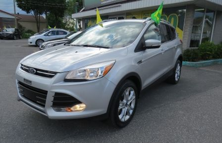 2015 Ford Escape Titanium AUT AWD CUIR MAGS A/C CAMERA GR ELECTRIQU in Drummondville