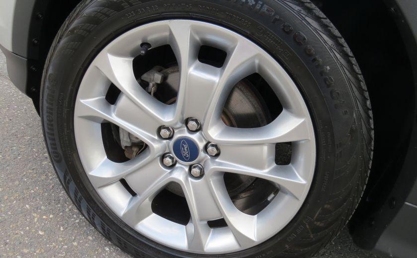 2015 Ford Escape Titanium AUT AWD CUIR MAGS A/C CAMERA GR ELECTRIQU #8