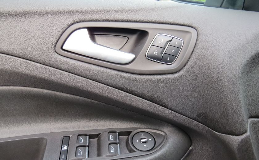 2015 Ford Escape Titanium AUT AWD CUIR MAGS A/C CAMERA GR ELECTRIQU #9