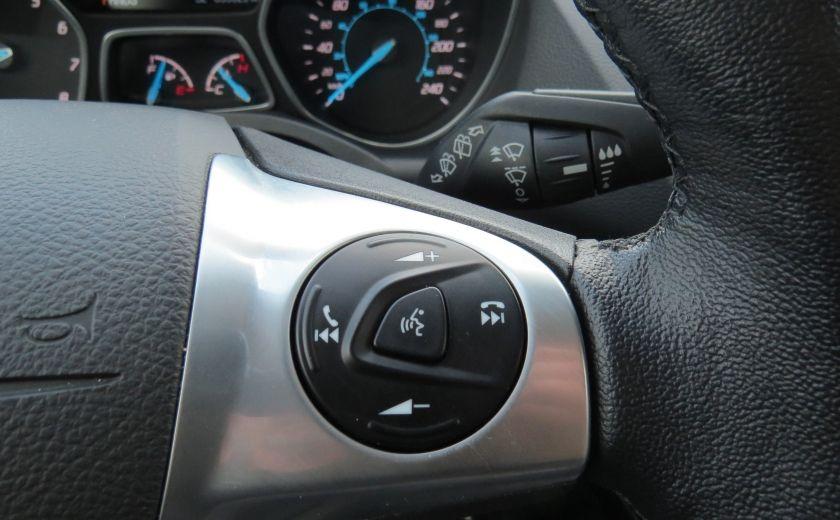 2015 Ford Escape Titanium AUT AWD CUIR MAGS A/C CAMERA GR ELECTRIQU #11