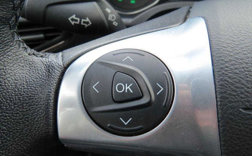 2015 Ford Escape Titanium AUT AWD CUIR MAGS A/C CAMERA GR ELECTRIQU #12