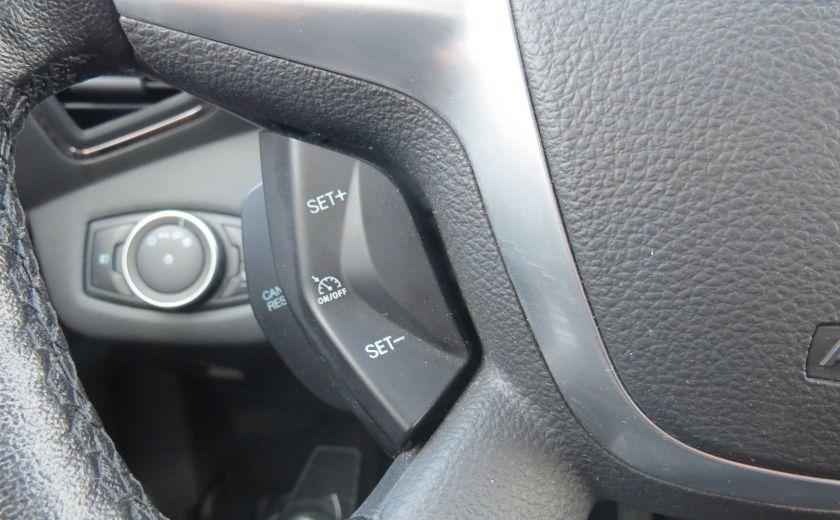2015 Ford Escape Titanium AUT AWD CUIR MAGS A/C CAMERA GR ELECTRIQU #13
