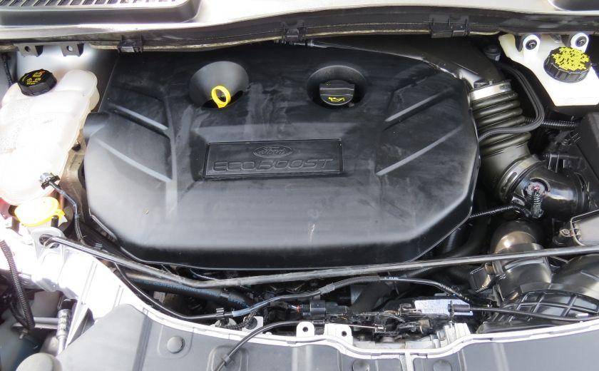 2015 Ford Escape Titanium AUT AWD CUIR MAGS A/C CAMERA GR ELECTRIQU #28