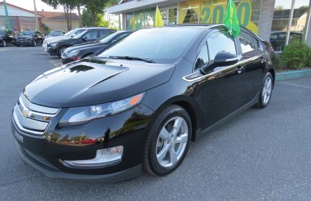 2014 Chevrolet Volt 5dr HB AUT A/C MAGS GR ELECTRIQUE ET PLUS... à New Richmond
