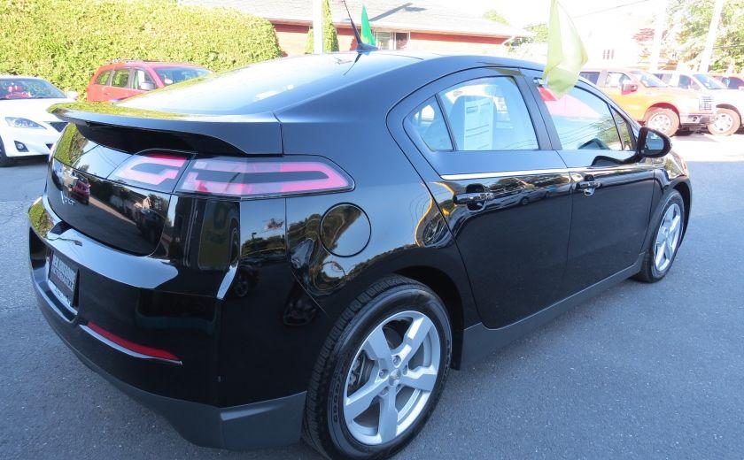 2014 Chevrolet Volt 5dr HB AUT A/C MAGS GR ELECTRIQUE ET PLUS... #4