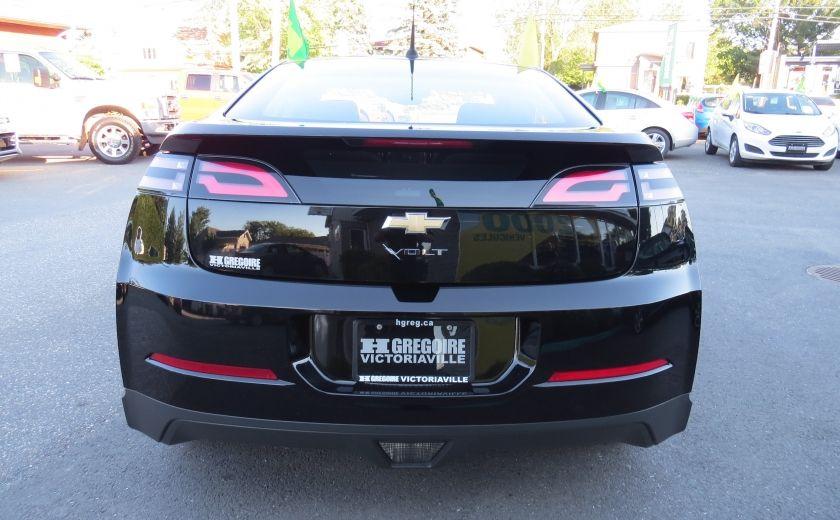2014 Chevrolet Volt 5dr HB AUT A/C MAGS GR ELECTRIQUE ET PLUS... #5