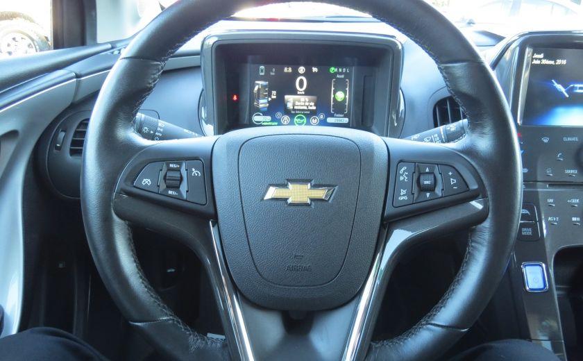 2014 Chevrolet Volt 5dr HB AUT A/C MAGS GR ELECTRIQUE ET PLUS... #13