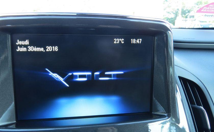 2014 Chevrolet Volt 5dr HB AUT A/C MAGS GR ELECTRIQUE ET PLUS... #15