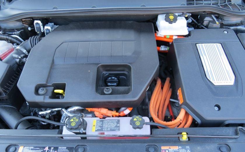 2014 Chevrolet Volt 5dr HB AUT A/C MAGS GR ELECTRIQUE ET PLUS... #24