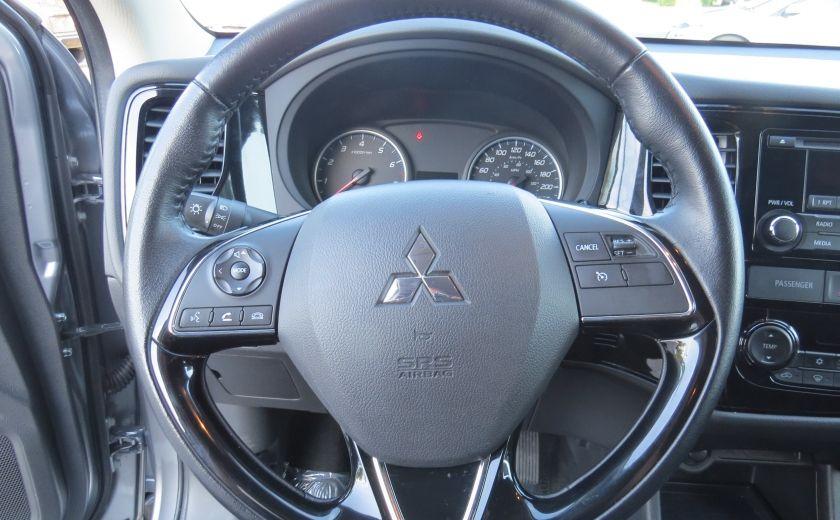2016 Mitsubishi Outlander ES AUT AWD A/C MAGS GR ELECTRIQUE ET PLUS... #13