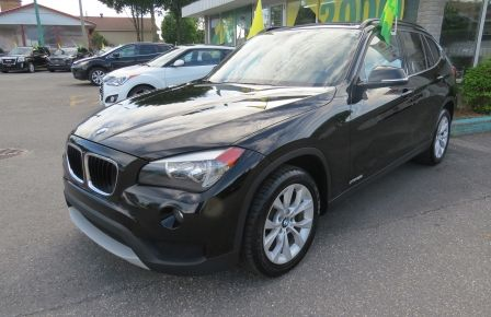 2013 BMW X1 28i AUT AWD CUIR MAGS A/C GR ELECTRIQUE ET PLUS in New Richmond