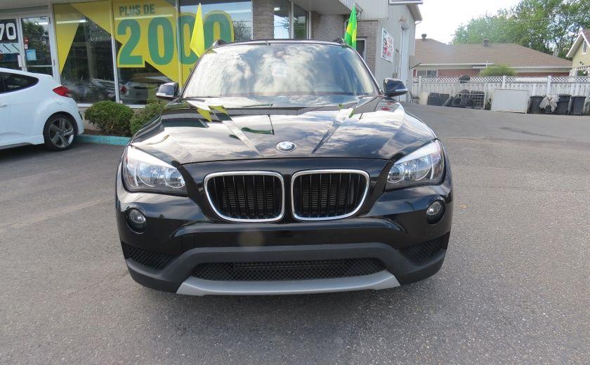 2013 BMW X1 28i AUT AWD CUIR MAGS A/C GR ELECTRIQUE ET PLUS #1