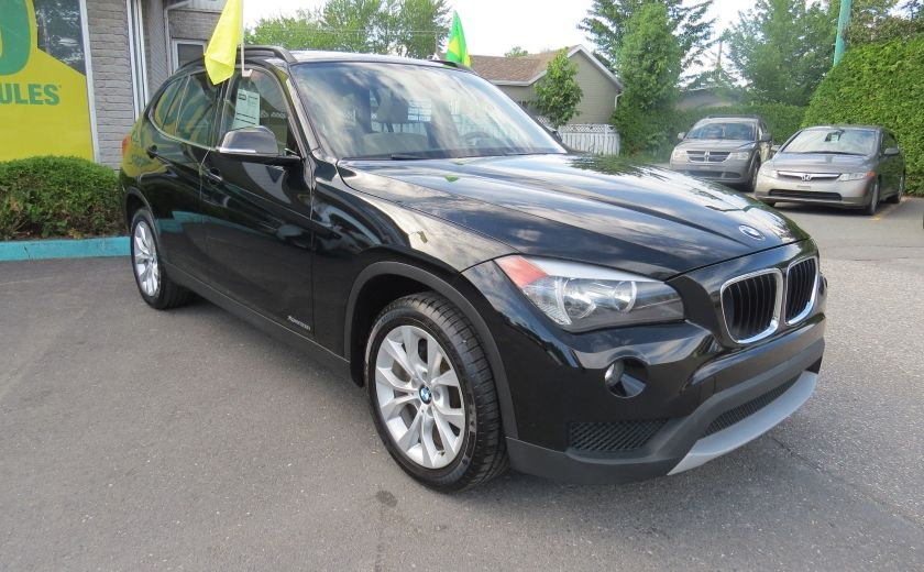 2013 BMW X1 28i AUT AWD CUIR MAGS A/C GR ELECTRIQUE ET PLUS #2