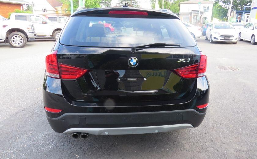 2013 BMW X1 28i AUT AWD CUIR MAGS A/C GR ELECTRIQUE ET PLUS #5