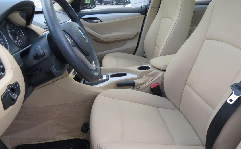 2013 BMW X1 28i AUT AWD CUIR MAGS A/C GR ELECTRIQUE ET PLUS #10