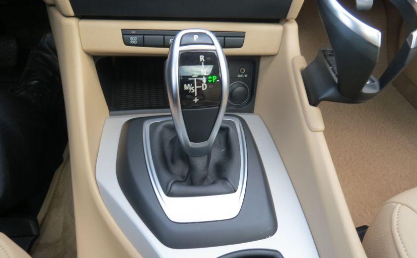 2013 BMW X1 28i AUT AWD CUIR MAGS A/C GR ELECTRIQUE ET PLUS #16