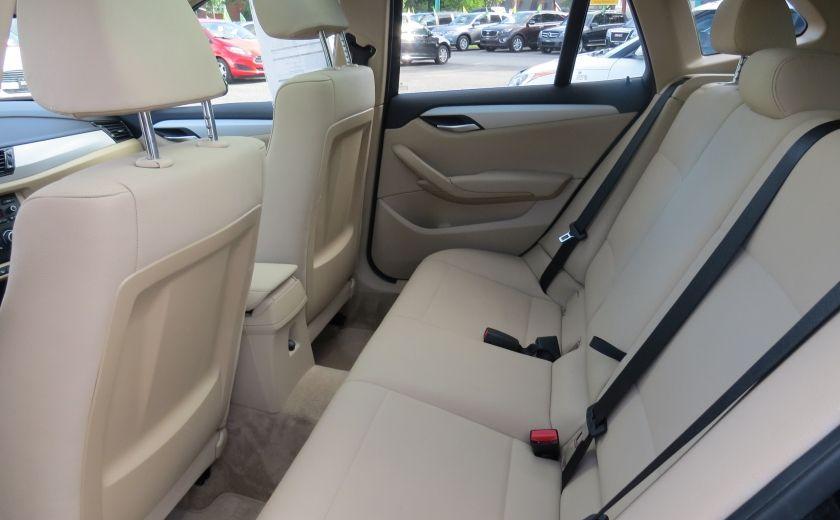 2013 BMW X1 28i AUT AWD CUIR MAGS A/C GR ELECTRIQUE ET PLUS #18