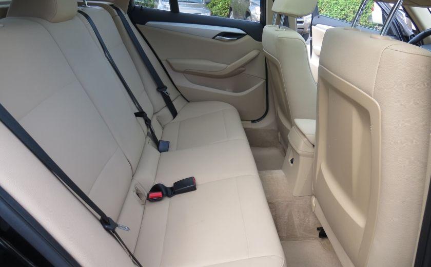 2013 BMW X1 28i AUT AWD CUIR MAGS A/C GR ELECTRIQUE ET PLUS #21