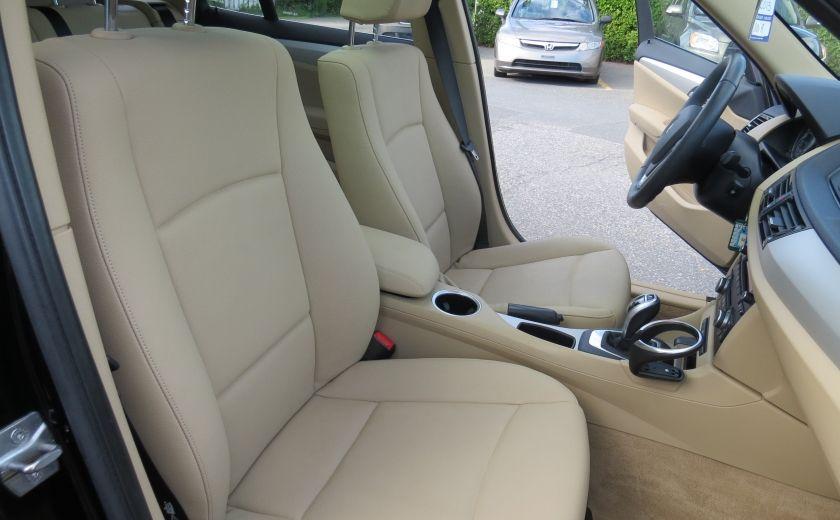 2013 BMW X1 28i AUT AWD CUIR MAGS A/C GR ELECTRIQUE ET PLUS #22