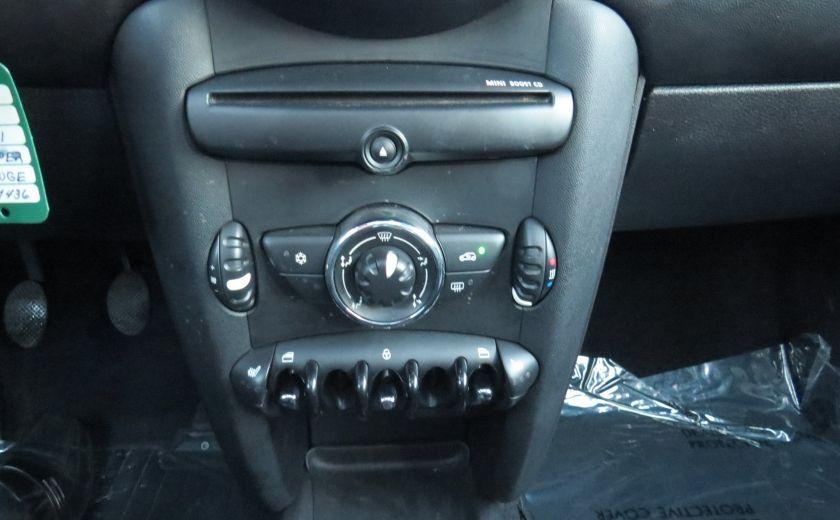 2012 Mini Cooper 2dr Cpe MAN A/C MAGS TOIT PANO GR ELECTRIQUE #14
