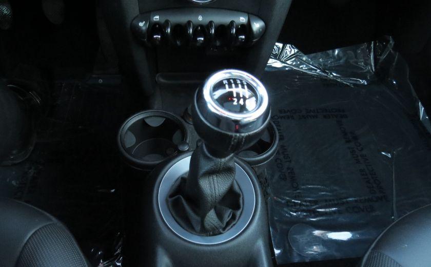 2012 Mini Cooper 2dr Cpe MAN A/C MAGS TOIT PANO GR ELECTRIQUE #15