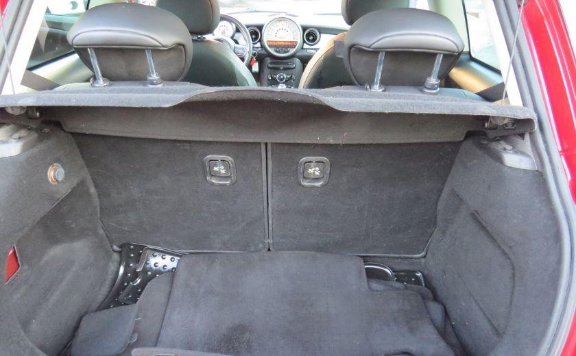 2012 Mini Cooper 2dr Cpe MAN A/C MAGS TOIT PANO GR ELECTRIQUE #19