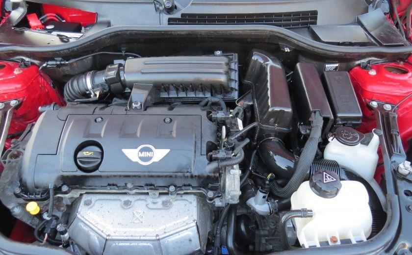 2012 Mini Cooper 2dr Cpe MAN A/C MAGS TOIT PANO GR ELECTRIQUE #21