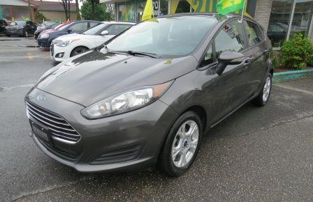 2015 Ford Fiesta SE AUT A/C MAGS GR ELECTRIQUE ET PLUS à Sept-Îles