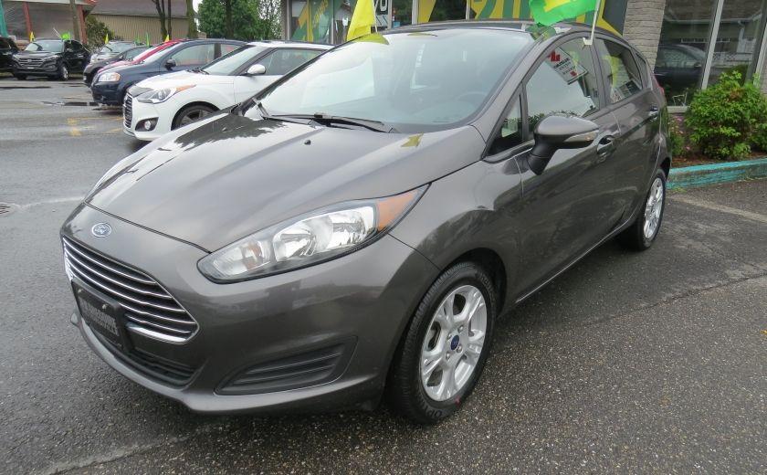 2015 Ford Fiesta SE AUT A/C MAGS GR ELECTRIQUE ET PLUS #0