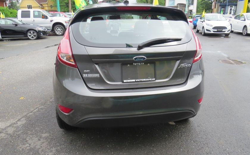 2015 Ford Fiesta SE AUT A/C MAGS GR ELECTRIQUE ET PLUS #5
