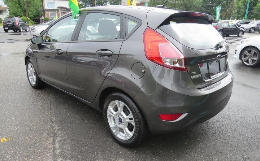 2015 Ford Fiesta SE AUT A/C MAGS GR ELECTRIQUE ET PLUS #6