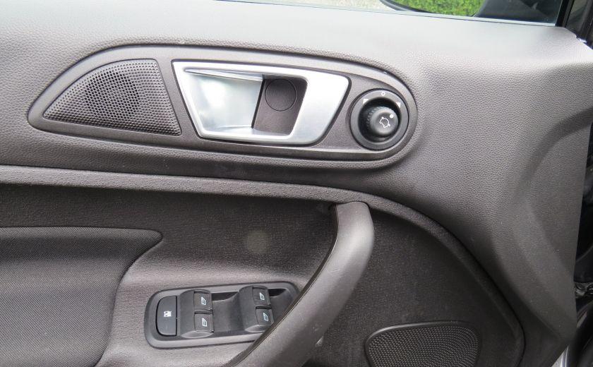 2015 Ford Fiesta SE AUT A/C MAGS GR ELECTRIQUE ET PLUS #9