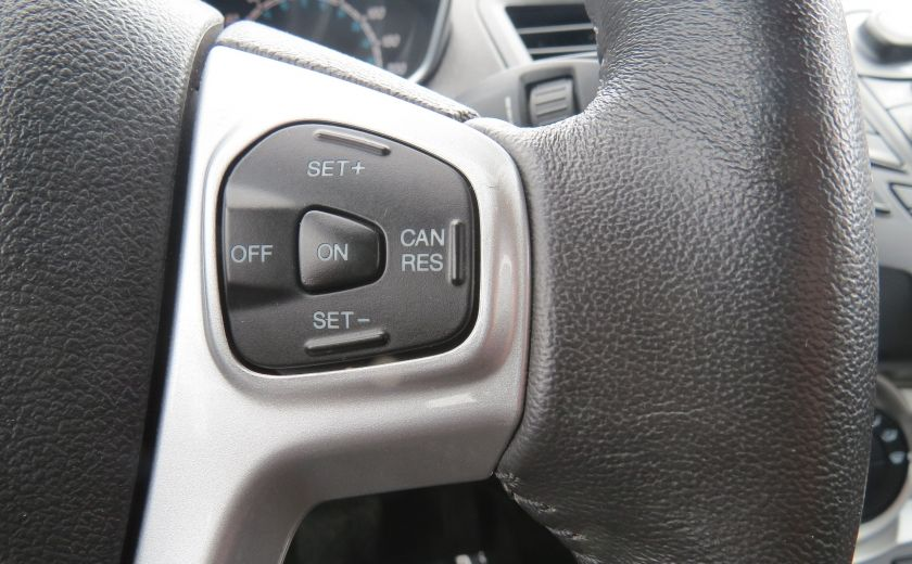 2015 Ford Fiesta SE AUT A/C MAGS GR ELECTRIQUE ET PLUS #11