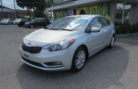 2016 Kia Forte LX+ AUT A/C MAGS GR ELECTRIQUE ET PLUS in New Richmond