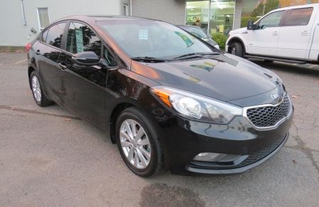 2014 Kia Forte LX+ AUT A/C MAGS GR ELECTRIQUE ET PLUS in New Richmond