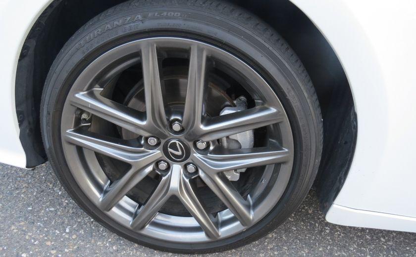 2014 Lexus IS250 F SPORT AWD AUT CUIR MAGS A/C GR ELECTRIQUE... #8